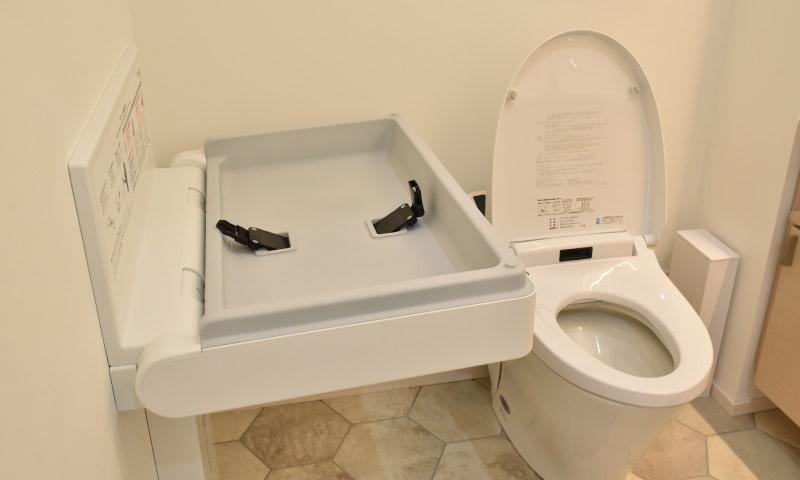 トイレ 写真