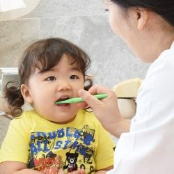 小児歯科 写真